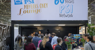 Visitors from across the globe attend PSI in Düsseldorf