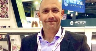 New UK and Ireland sales manager for Kornit Digital