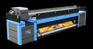 QPS now distributes ColorJet UV and soft signage printers