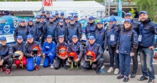 Result supports E-Boat Racing motorboat team