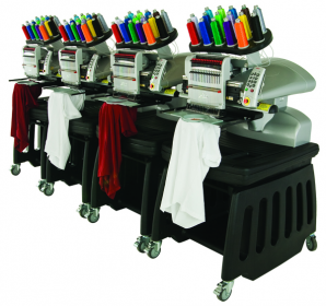 Add Embroidery to your Business
