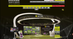 WTiN launches virtual trade show for the textile and apparel industry