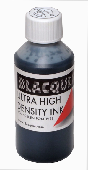 A positive development from Blacquer Ink