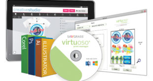Sawgrass releases universal software for all Virtuoso HD Product Decorating Systems