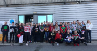 Ralawise gears up for Christmas Jumper Day