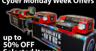 Resolute's 2016 Cyber Monday week amazing offers announced