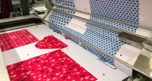 drupa stages first digital textile printing show