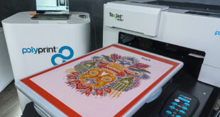 Print DTF textile transfers now with Texjet DTG printers