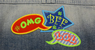 Get in the know with appliqué embroidery