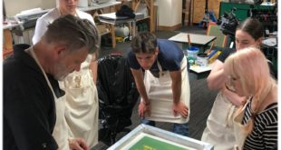 Dalesway to host new screen printing classes