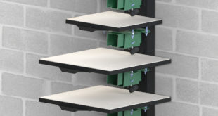 Vastex introduces new Wall Mount Pallet Rack