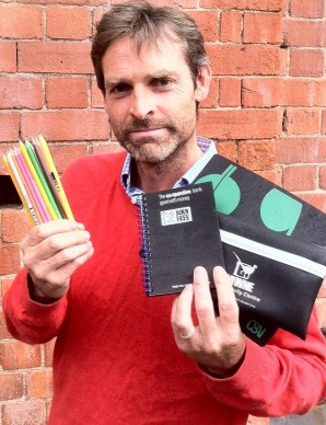 Everything Environmental brings Remarkable's famous CD case pencil and recycled tyre products back to life