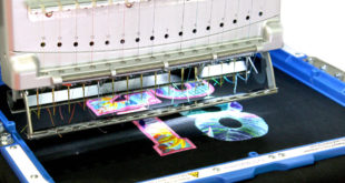 Adding embroidery production to your print business is easier than you think