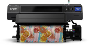 Epson announces its first resin ink large format printer