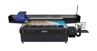 Epson announces its first UV LED flatbed