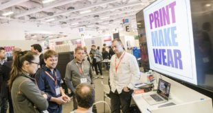 FESPA reveals response to inaugural Print Make Wear feature