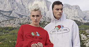 Fruit of the Loom collaborates with Zara