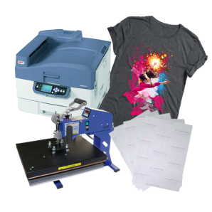 Transfer paper is added to garment decoration product range