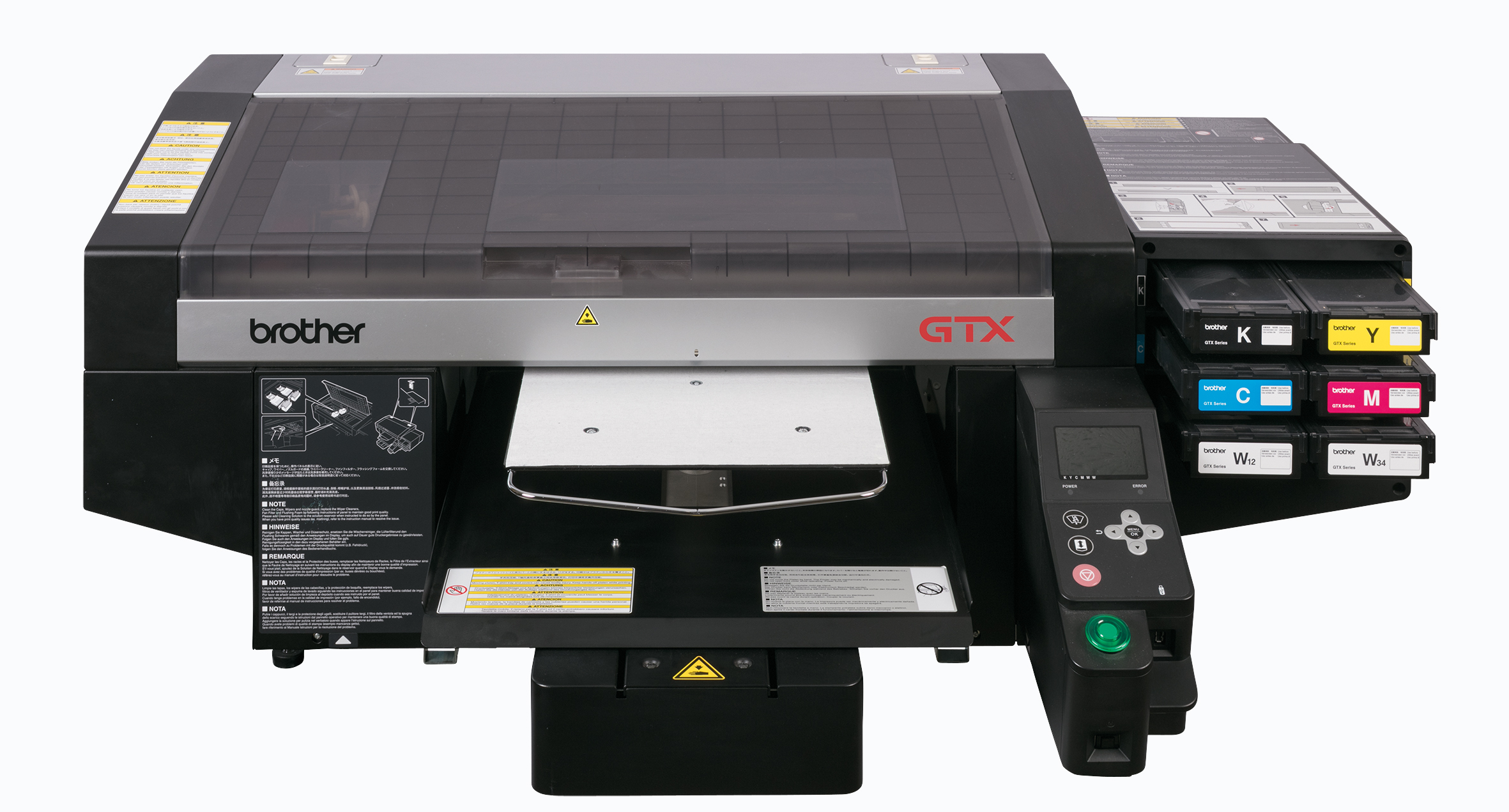 The Next Generation DTG Printer From Brother Has Landed