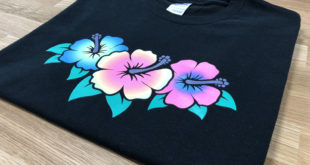Transfer printing – not just for T shirts