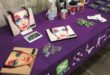 Some of the sublimated products on display