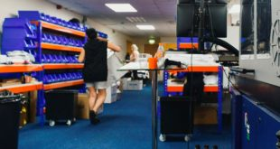 The growth of DTG fulfilment centres in garment printing
