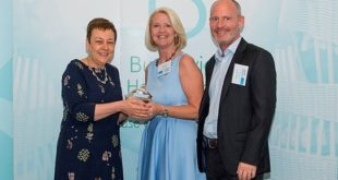 Crystal Galleries supports Butterwick Hospice for 10th year