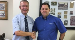 Hobkirk Sewing Machines appoints new director