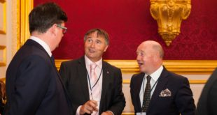 Trutex attends prestigious St James's Palace event