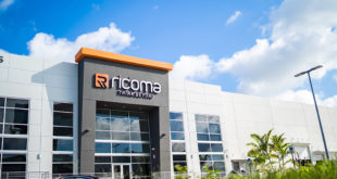 It's all go for Ricoma
