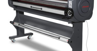 New heat-assisted laminators and film for laminating UV-curable inks from Mimaki