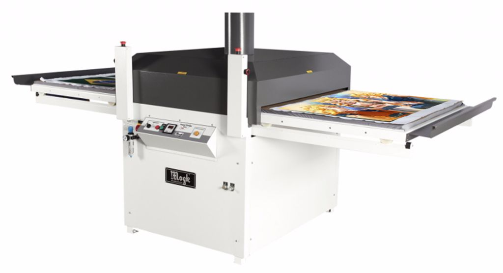 Graphics One introduces two Mogk PTP-900 heat presses