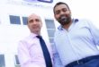 Nick Atkinson, corporate and communications director and Sam Sohal, joint managing director