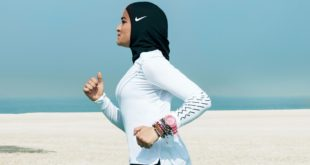 Nike introduces the Nike Pro Hijab