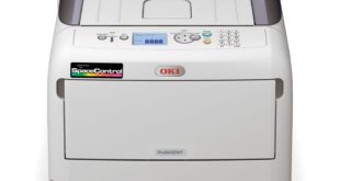 TheMagicTouch unveils next-generation Oki printing solution