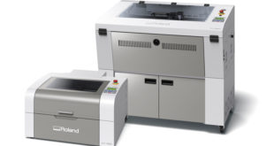 Roland DG announces new LV Series laser engravers