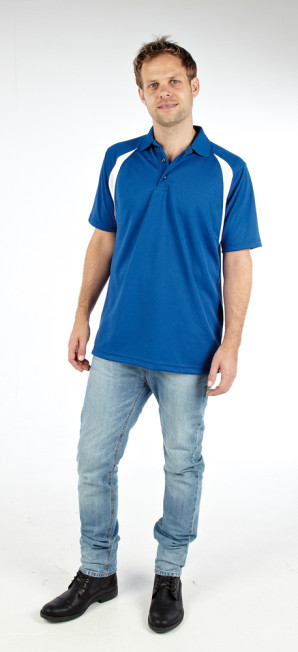 UV protection polos for men