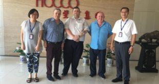 Dimensions' visit to China on behalf of lay members of Unite the Union inside Arriva