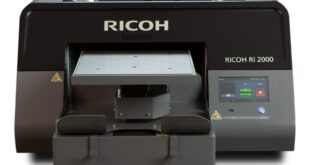 Ricoh launches next generation DTG printer