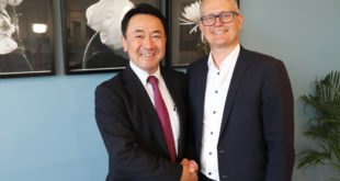 Coloreel and Ricoh enter into partnership
