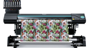 Roland DG launches ground-breaking Texart RT-640M multi-function dye-sublimation printer
