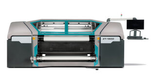 Roland DG ZT-1900 delivers exciting new digital opportunities in textile print