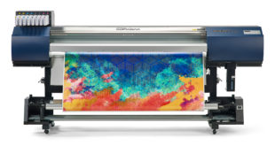 Roland DG showcases water-based ink innovation with new EJ-640 DECO printer