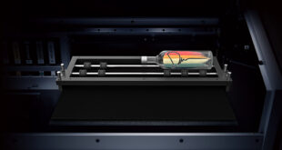 Roland DG launches the SC-RD rotary axis to create new opportunities in 360º UV printing