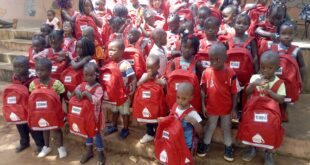 Quadra creates school bag for vulnerable, disadvantaged and disaster-affected children