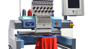 Industrial embroidery at an entry-level budget from ZSK