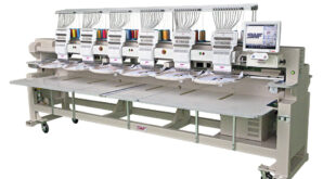 YES Group introduces new range of SWF embroidery machines