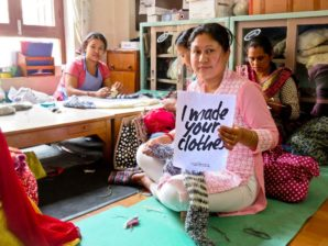 Over 1,000 fashion brands and retailers respond to #whomademyclothes?