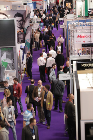 Sign & Digital UK returns with an increased textile printing presence