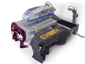 New Hotronix heat press could boost productivity by 50%